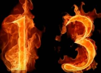 Пятница 13 - самый безопасный день в году, утверждает психолог