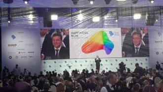 Зеленский посмотрел пародию на самого себя / Фото: скриншот из видео
