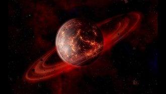 "Нибиру ""сожрала"" Сатурн"