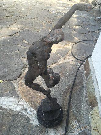 От огня в доме Валерии Гонтаревой спасли скульптуру и заграничный набор приборов, утверждает журналистка - Гонтарева