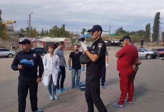 На АЗС в Николаеве обнаружили три трупа