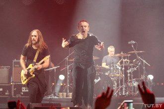 Святослав Вакарчук дал концерт в Минске