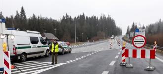 Через границу пытались перевезти незадекларированные 500 тыс. евро / Фото: Straz_Graniczna/Twitter