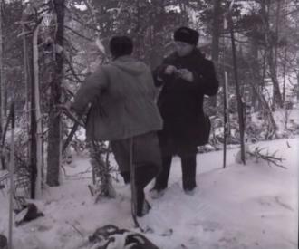 Перевал Дятлова: фото из архива