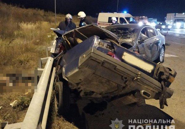 На Житомирщине столкнулись два авто, есть четыре жертвы - Новости Украины