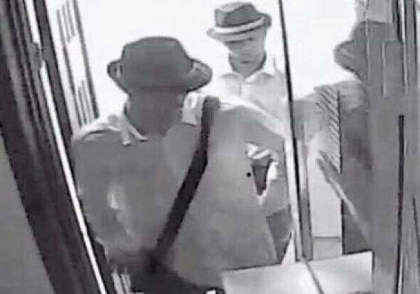 В Софиевской Борщаговке злоумышленники ограбили обменник и уехали на Porsche