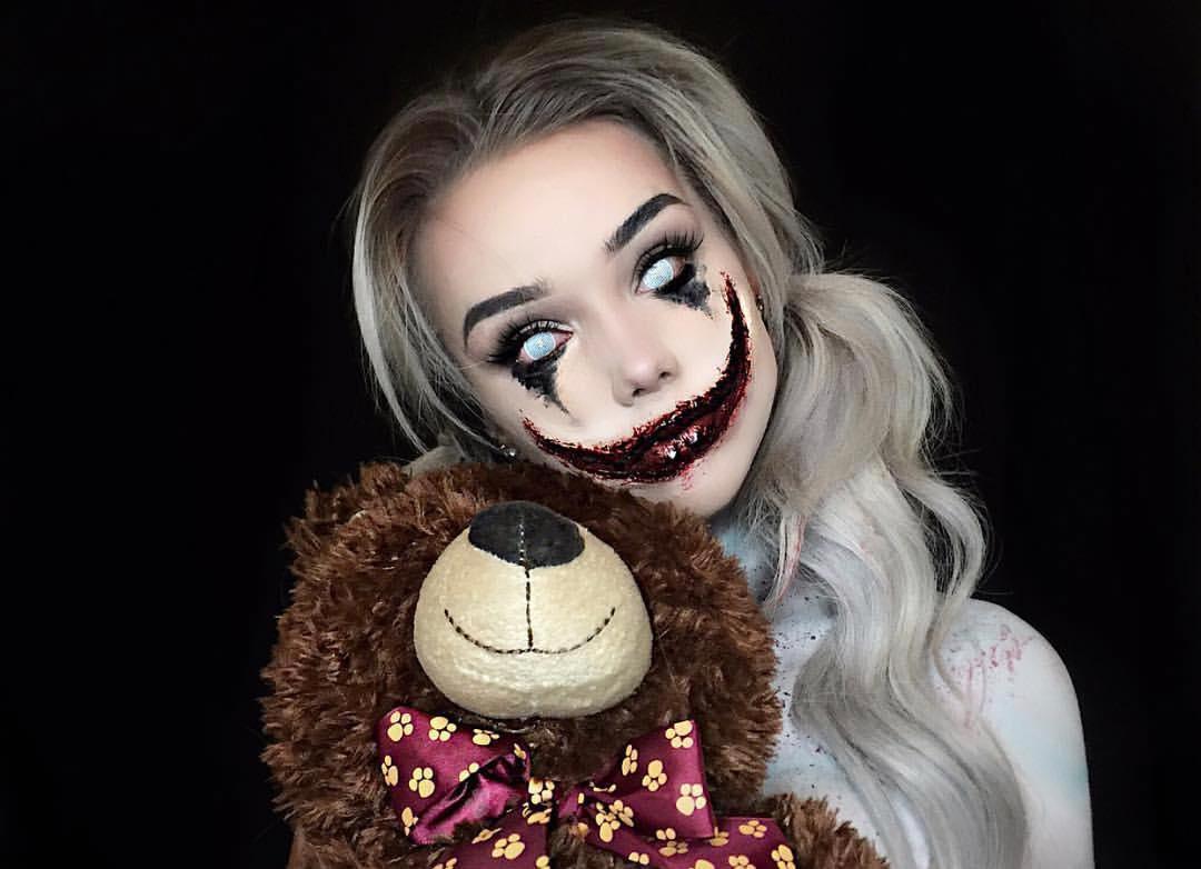 Макияж на Хэллоуин 2019: лучшие идеи