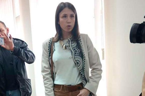Татьяна Черновол в ГБР
