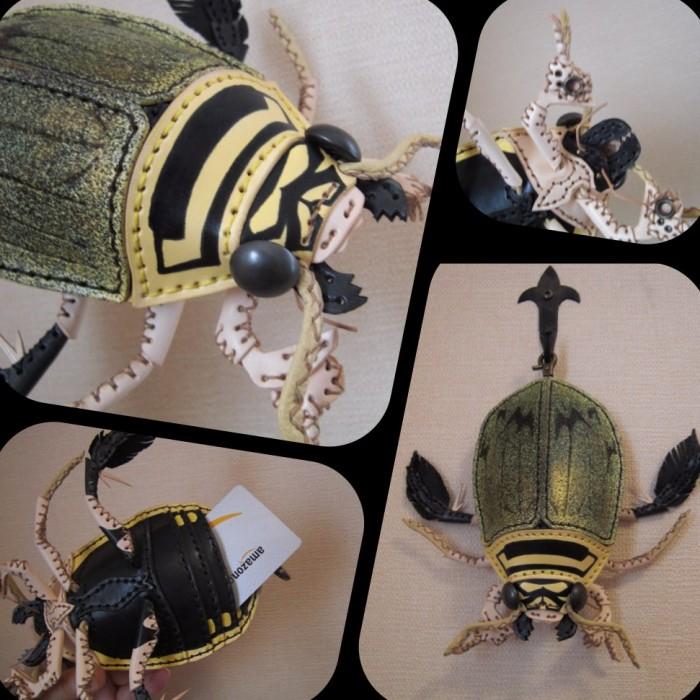 Сумки в виде насекомых