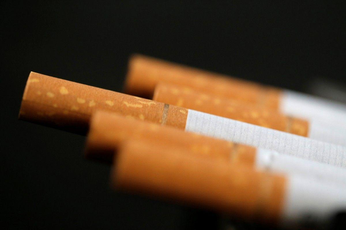 сигареты, курение