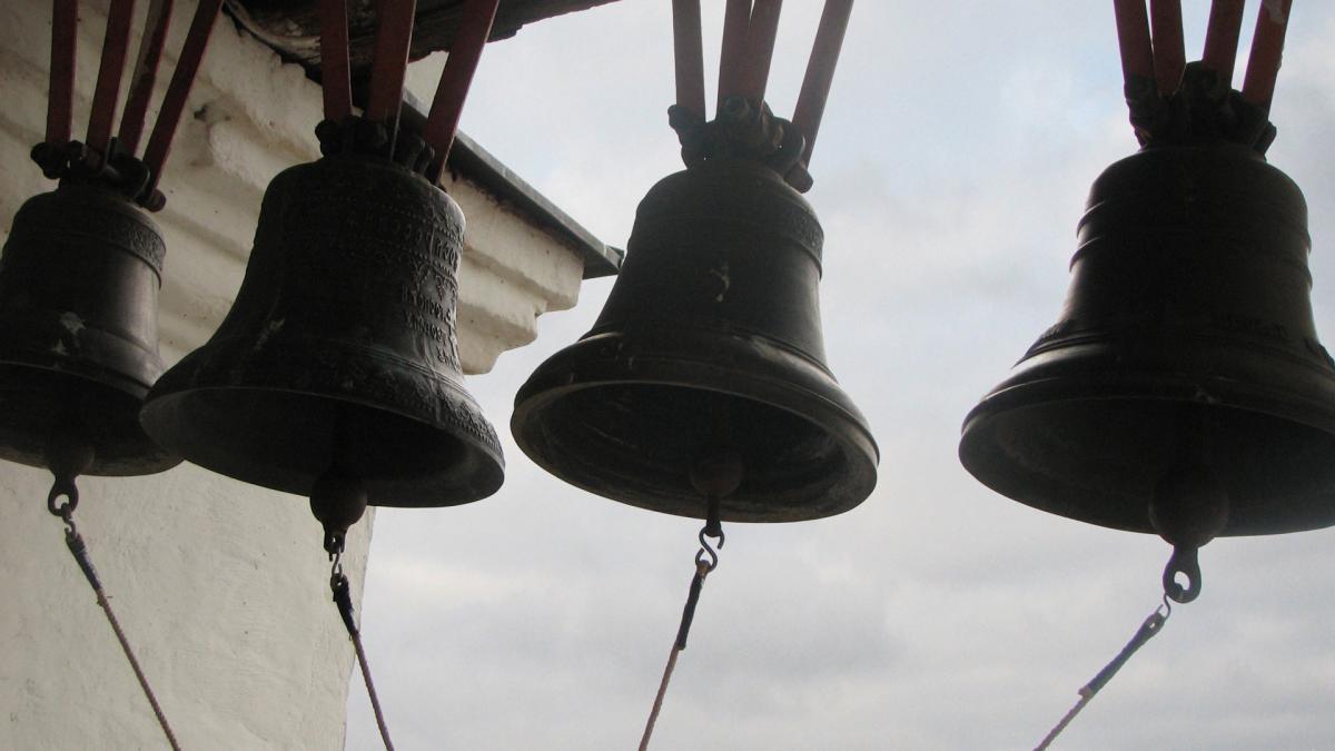 Церковный звон - хорошая защита от злых духов
