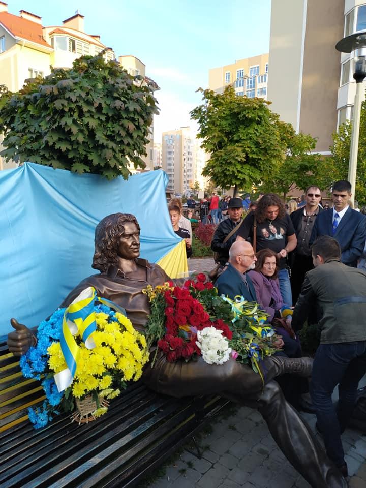 Памятник Скрябину