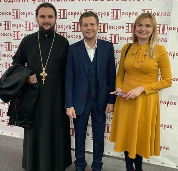 Корчевников в Киеве встретился с Клименко