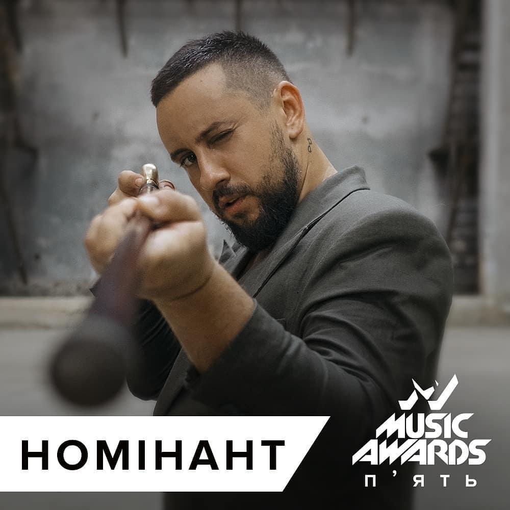 M1 Music Awards Пять 2019 Украина: Номинанты