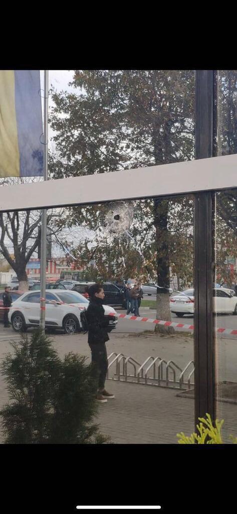 Стрельба в Харькове – фото