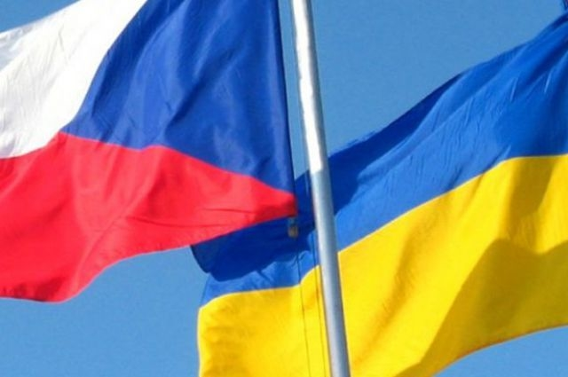 Украина, Чехия