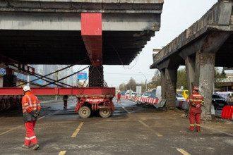 Шулявский мост подорожал