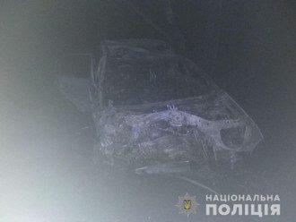На Николаевщине в результате столкновения легковушек погибли четыре человека - ДТП Николаевская область