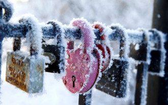 погода, мороз