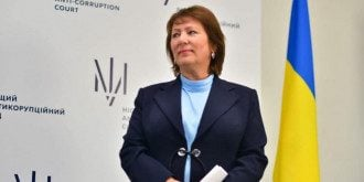 Валентина Данишевская заявила об угрозе воздействия на судей / Фото: Facebook/Верховный суд Украины