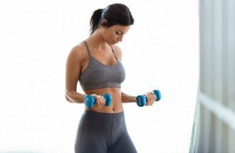 спорт, тренування, жінка