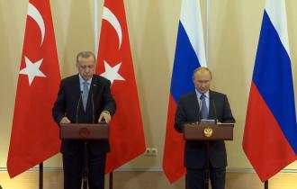 Туреччина хоче схилити Росію і Сирію до перемовин на своїх умовах