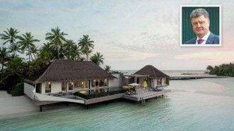 ГБР расследует тайный отпуск Порошенко на Мальдивах / Dengi.ua