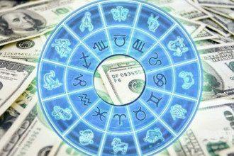 Знаки зодиака, деньги