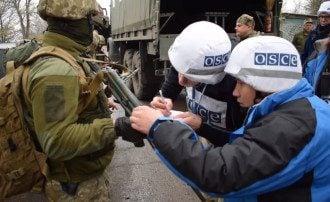 В штабе ООС назвали сроки проведения отвода войск в Золотом