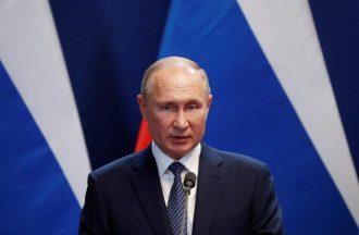 Владимир Путин сделал Владимиру Зеленскому своеобразный комплимент - Путин о Зеленском