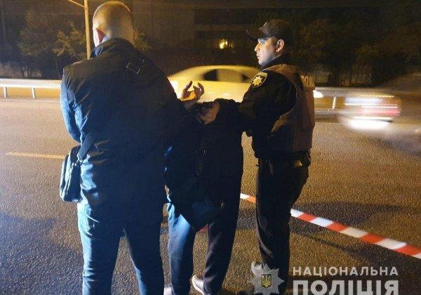 В убийстве парня в Днепре подозревают местного жителя
