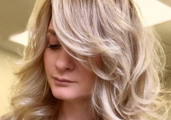 Модные женские стрижки на средние волосы