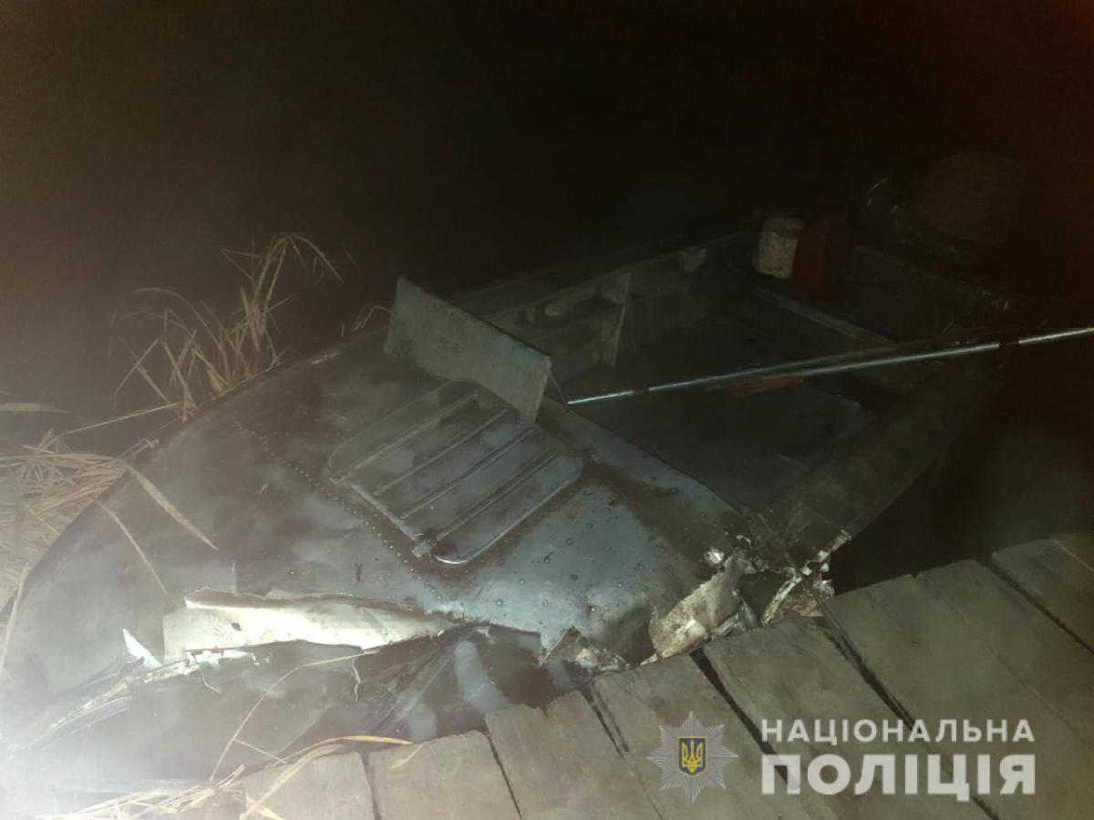На Одесчине в результате столкновения судов погиб рыбак - Новости Одесчины