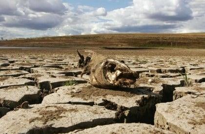 В Крыму высохли главные реки