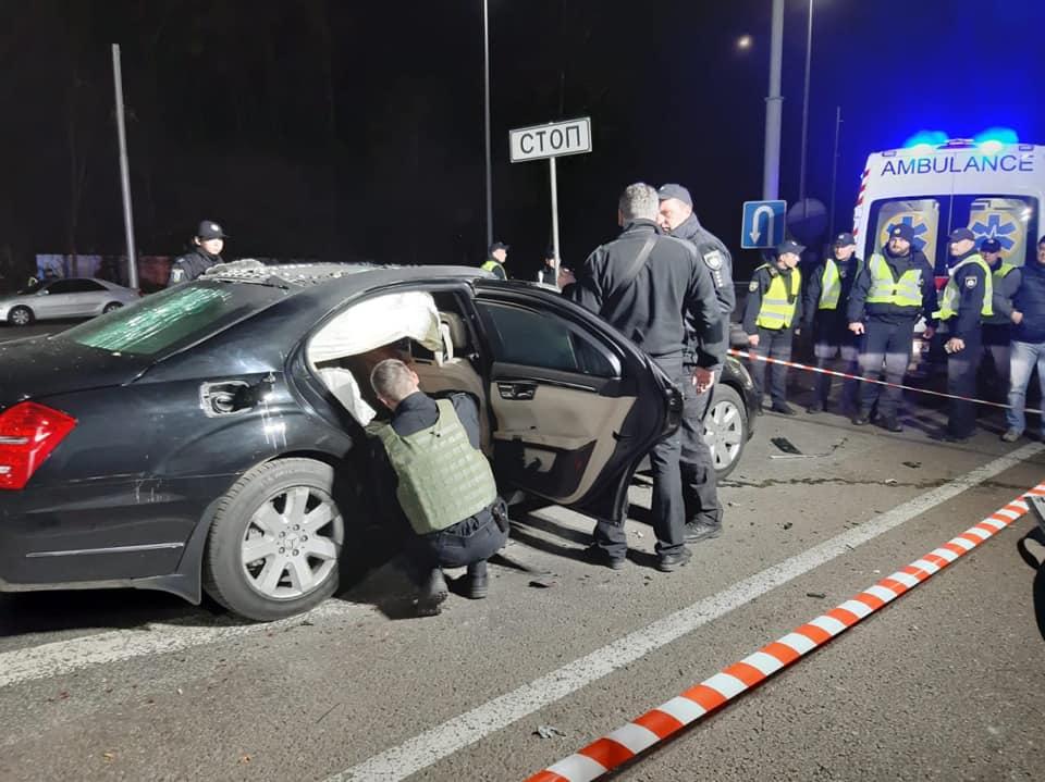 подрыв авто Игоря Сало