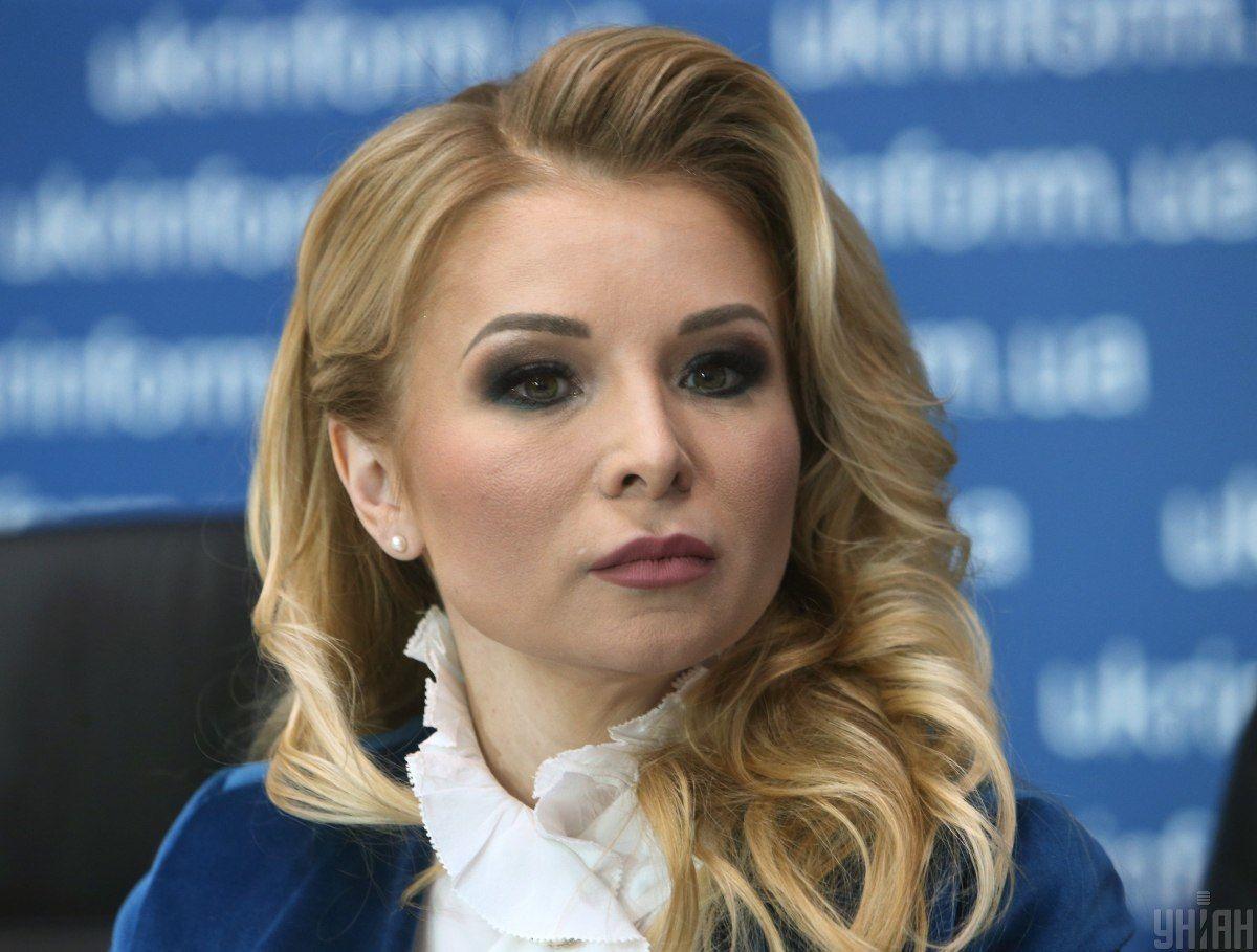 Виктория Лесничая