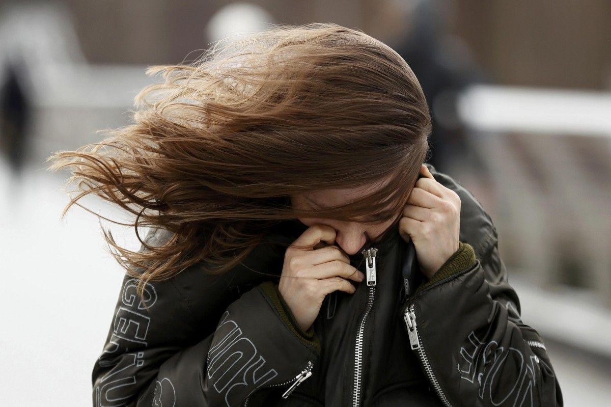 погода, сильный ветер