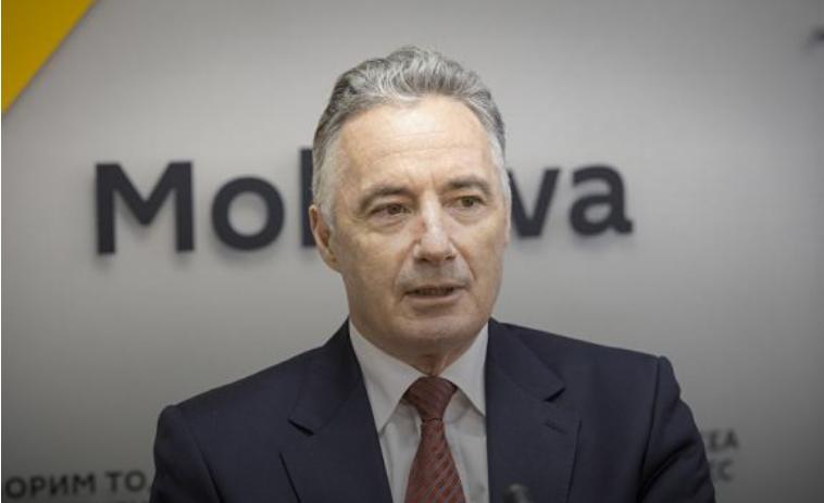 Министр обороны Молдовы восхитился силой духа боевиков Донбасса