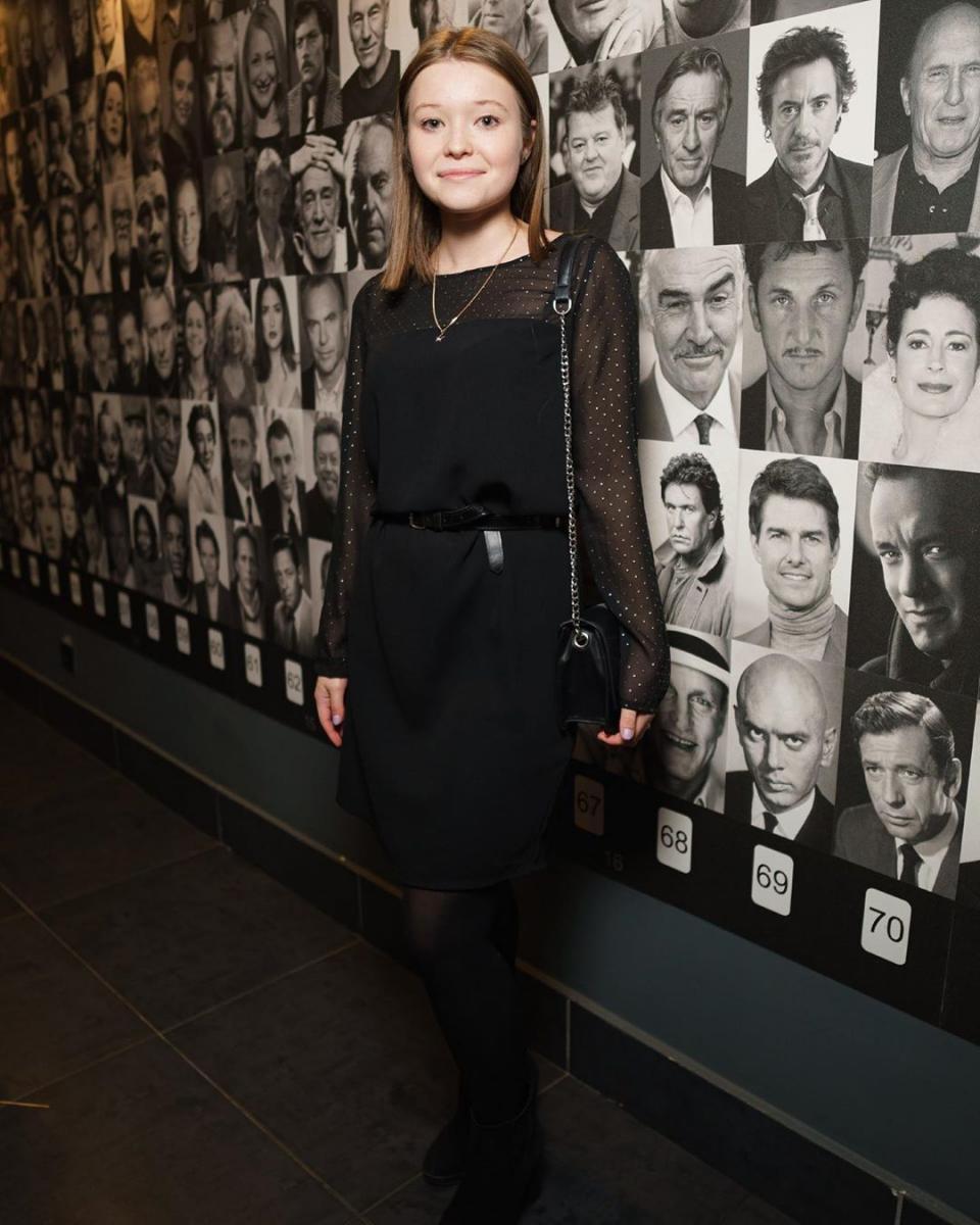 Перші Ластівки актеры: Мария Смолякова