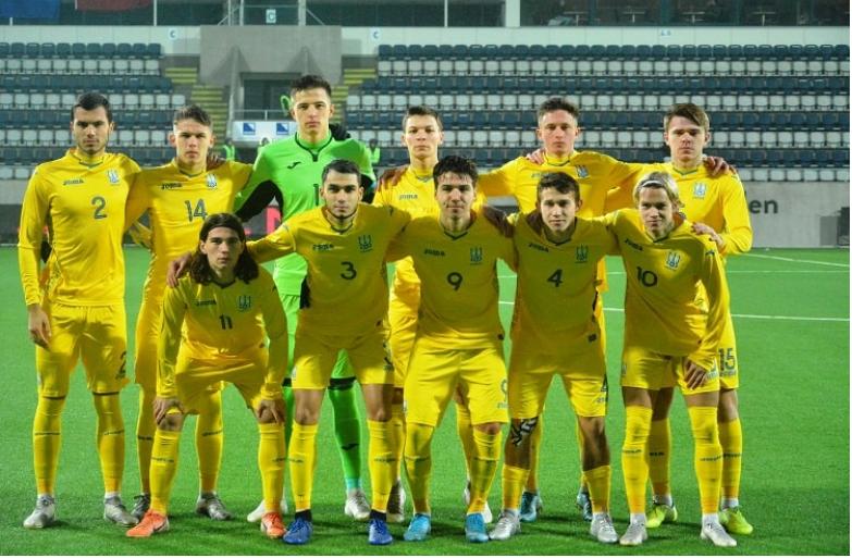 Сборная Украины U-19 пробилась в элит-раунд отбора Евро-2020