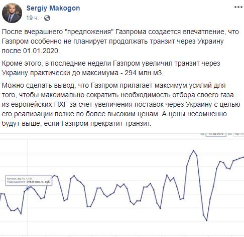 """""""Увеличили до максимума"""": Газпром готовится к прекращению транзита через Украину"""