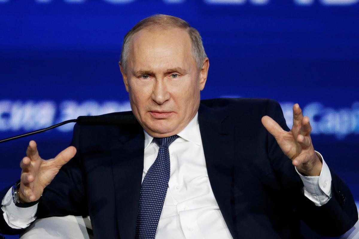 Владимир Путин как бы растворился в политической системе России, сказал эксперт - Новости России