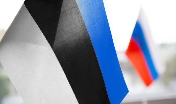 Естонія Росія