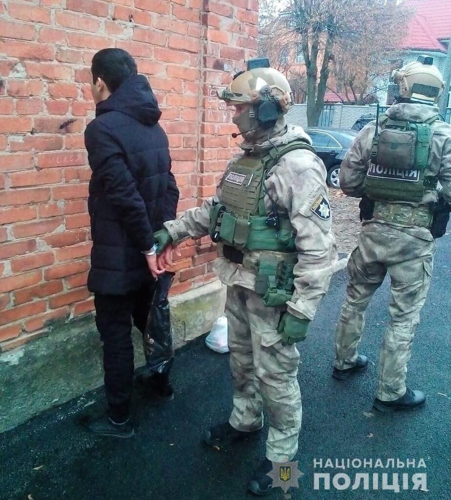 Руководил ИГИЛ: в Житомире задержали опасного террориста