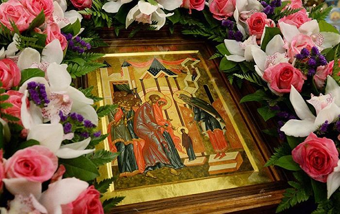 Введение во храм Пресвятой Богородицы 2019 – что категорически нельзя делать, а что нужно – для денег и любви - Введение во храм Пресвятой Богородицы. Икона