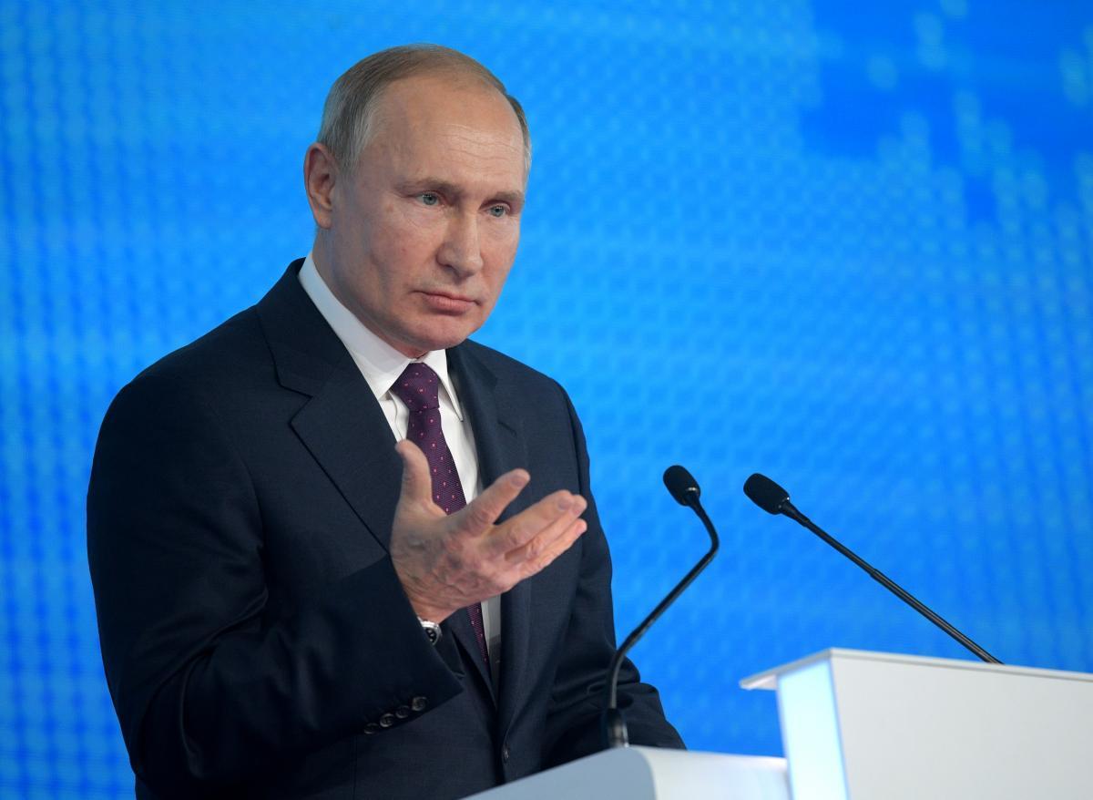 Астролог сказал, что Владимир Путин может умереть в 2022 году