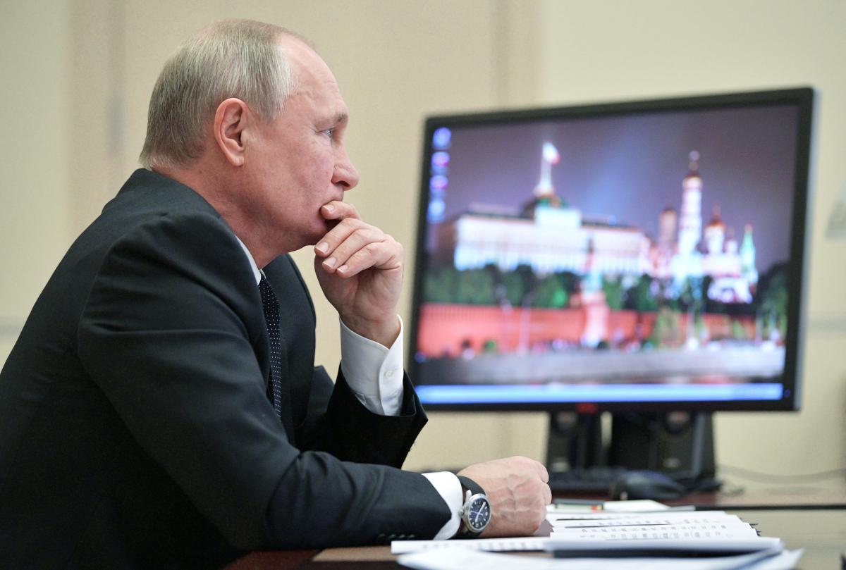 Владимир Путин говорил, что в основном говорил с Владимиром Зеленским о взаимоотношениях в сфере энергетики - Зеленский и Путин