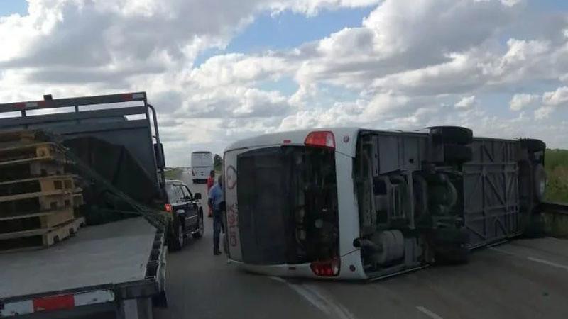 Авария в Доминикане – видео, фото и что известно о пострадавших туристах из России