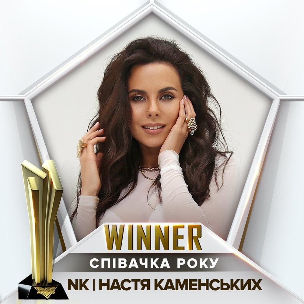M1 Music Awards 2019 NK