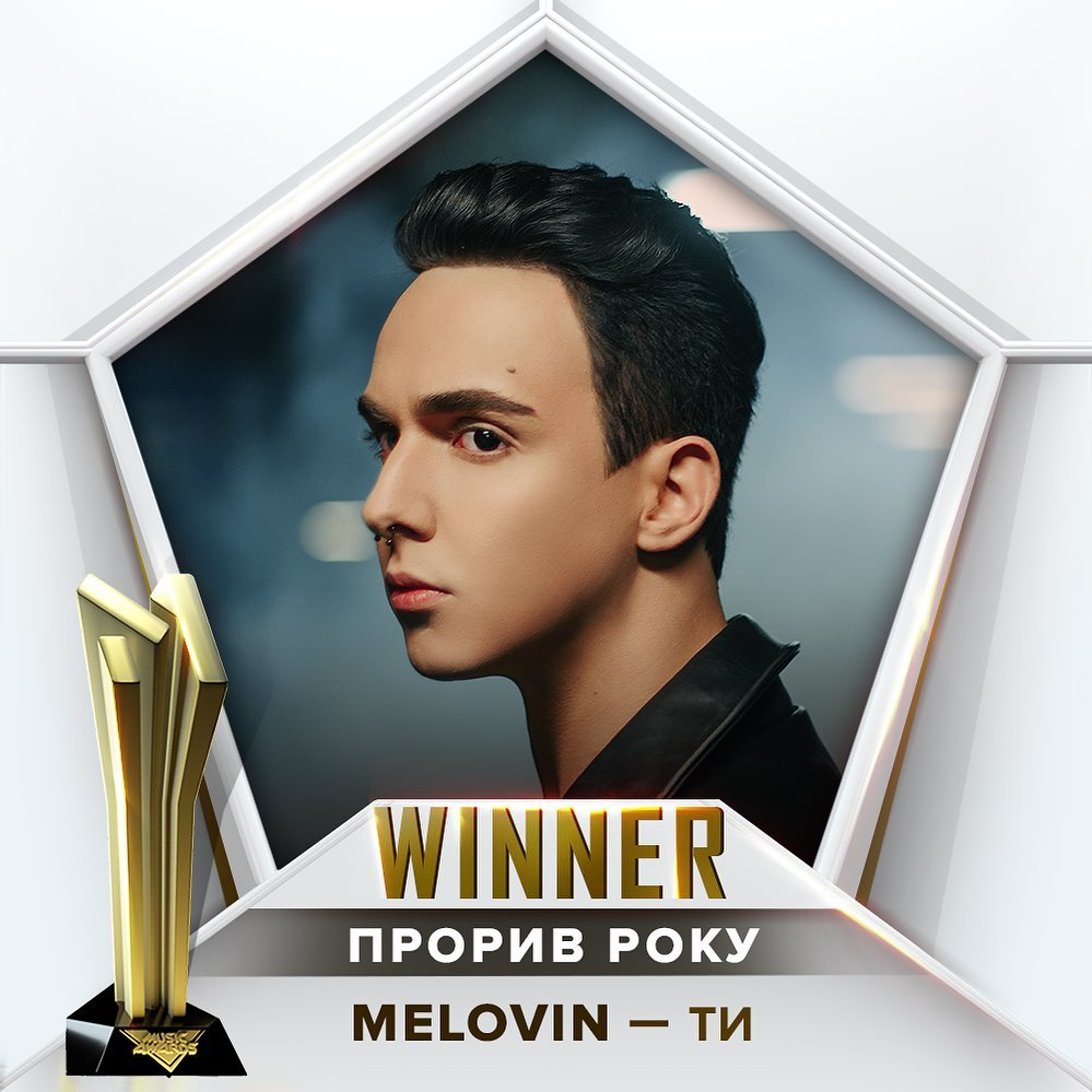 M1 Music Awards 2019 Меловин
